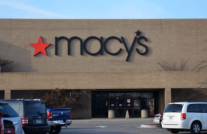 Macy's (M) Option Traders Optimistic