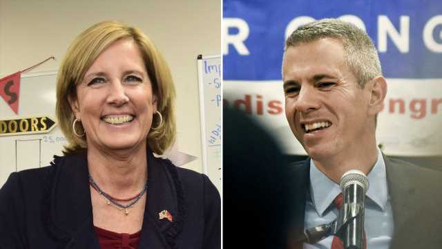 Republicans win the last disputed congressional race from November's election