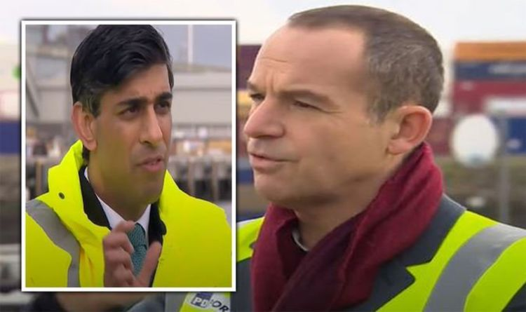 Martin Lewis asks Rishi Sunak why he's 'not willing' to help legacy benefit claimants