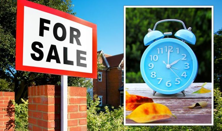 Property sales and prices set for further boost as clocks change to British Summer Time