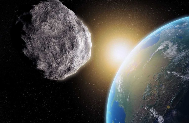 Huge 1,000-foot God of Chaos asteroid that could one day hit Earth will 'pass by' this week