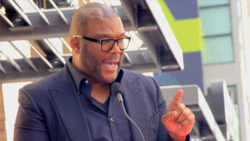 """Tyler Perry Weighs In On Georgia Voting Law That """"Harkens To The Jim Crow Era"""""""