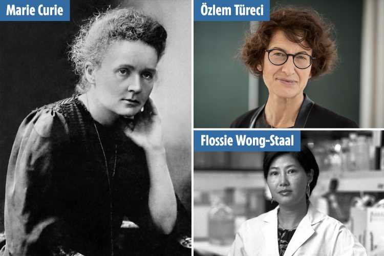 Female scientists who changed the world – from discovering radioactivity to making Covid-19 vaccines