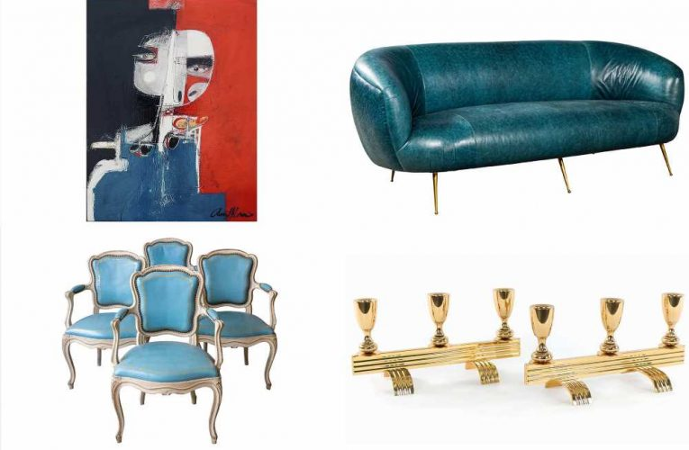 New website connects renters with chic décor and antiques