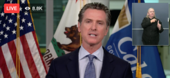 "Gavin Newsom Launches Effort To Fight Recall With ""StopTheRepublicanRecall.com"""
