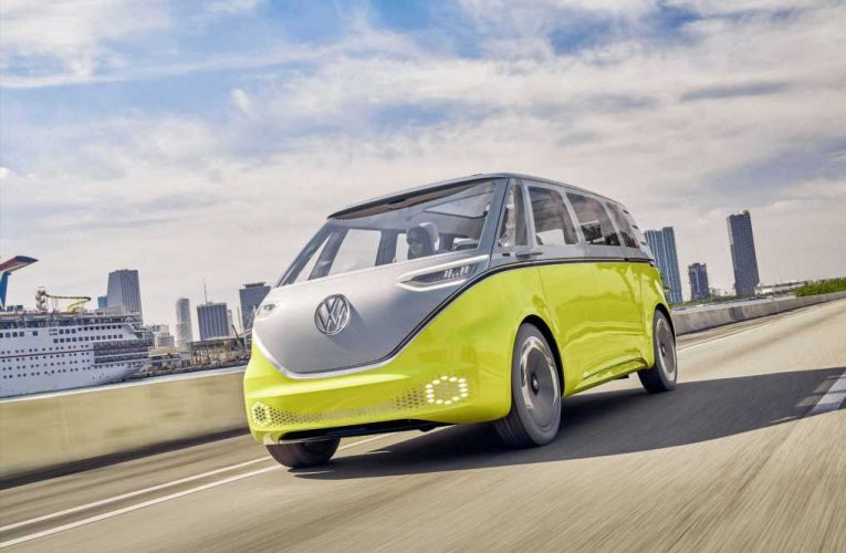 VW expects half of U.S. sales to be electric vehicles by 2030