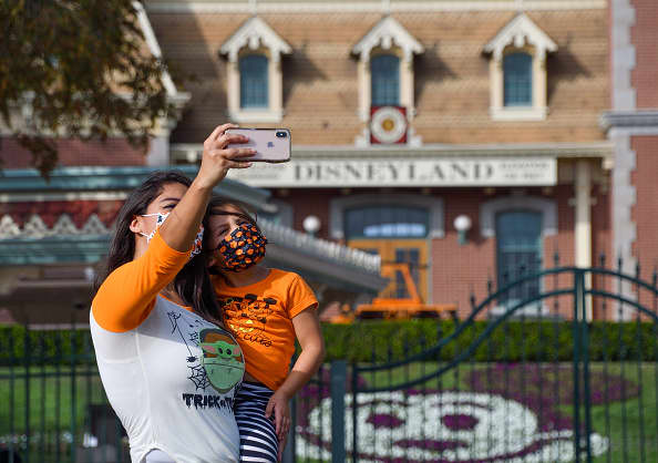 California eases Covid rules, giving Disneyland and other theme parks go-ahead for limited reopening April 1