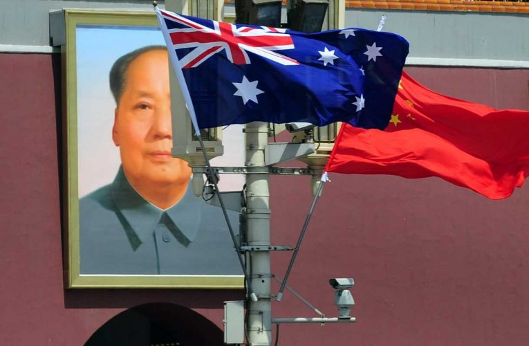 Australia will 'vigorously defend' its wine industry against China, minister says