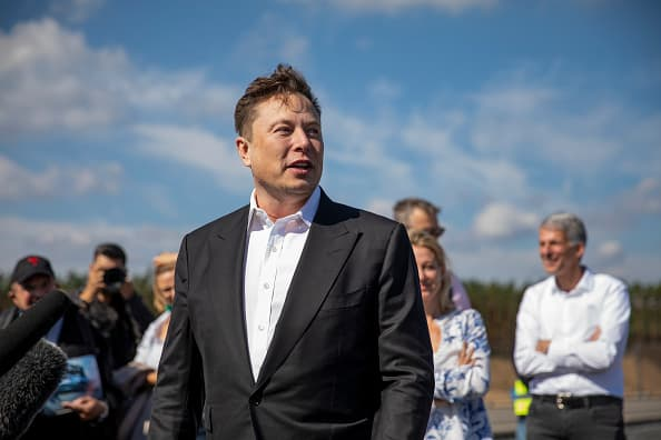 Stocks making the biggest moves midday: Tesla, Kansas City Southern, Sunrun and more