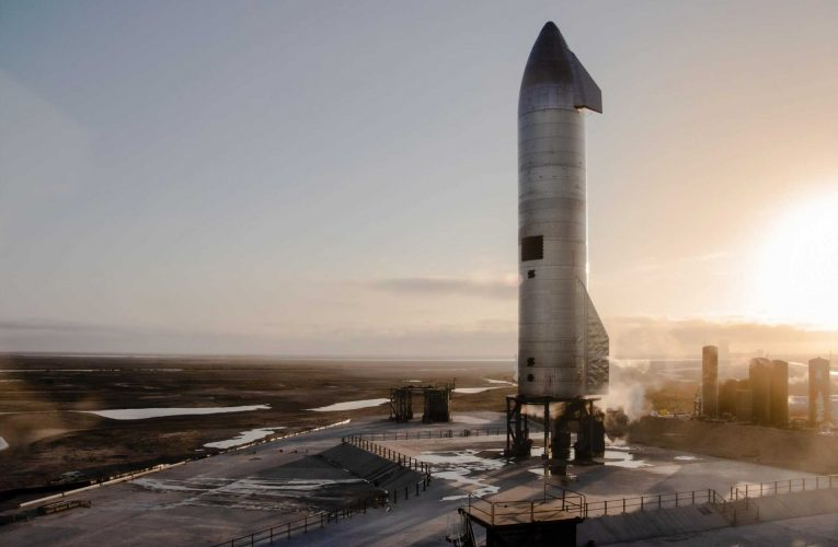 SpaceX aborts Starship prototype launch, will try again later today