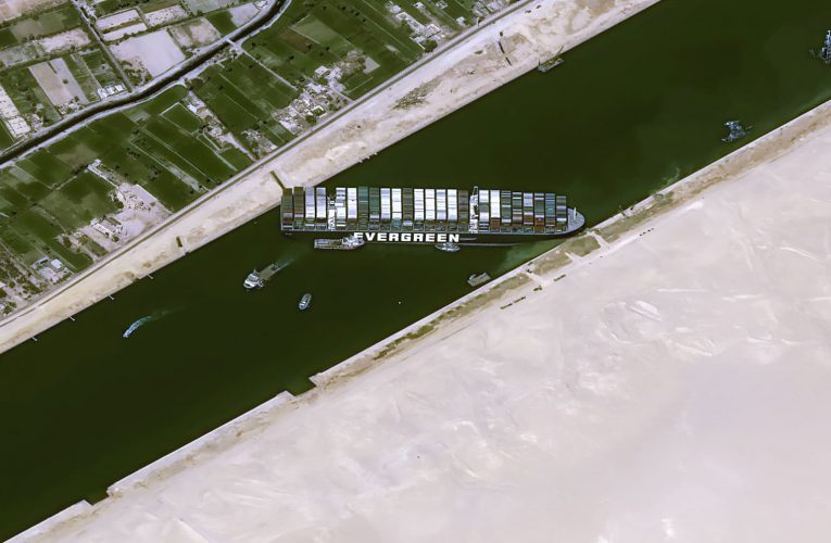 Another attempt to clear ship blocking Suez Canal fails as economic impact mounts