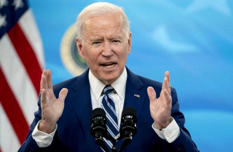 Biden aims to narrow racial inequities as part of his infrastructure and jobs programs