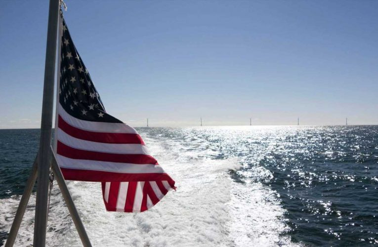 The U.S. announces plans to ramp up offshore wind capacity in a big way