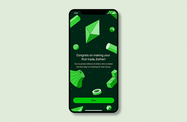 Robinhood gets rid of confetti feature amid scrutiny over gamification of investing
