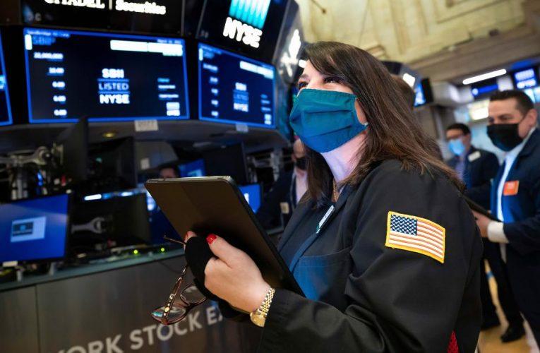 Recovery stocks surge as investors welcome stimulus news