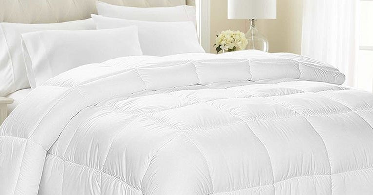 I tried this best-selling $29 comforter from Amazon — and it's actually way better than I expected for the price