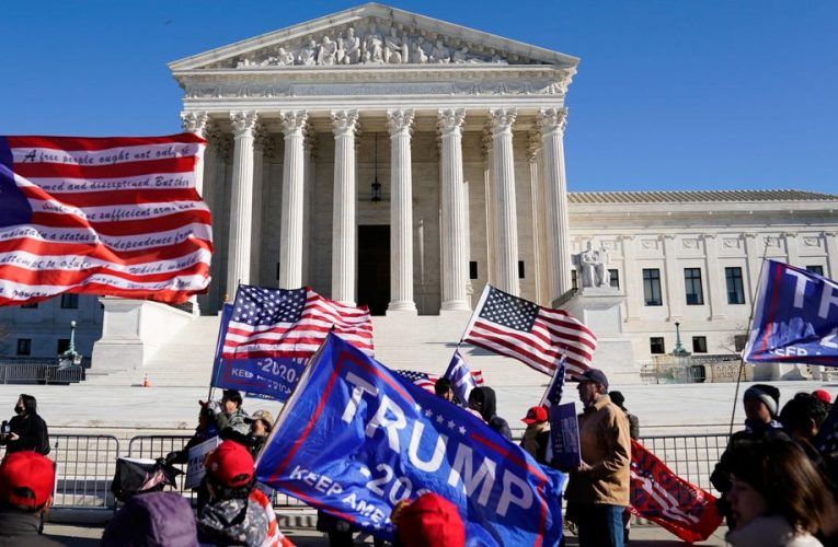 Trump appointed 28% of all the federal judges in the US, and they could mold American life for decades to come