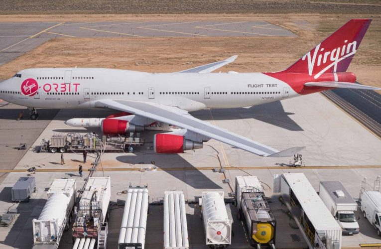 Billionaire Richard Branson's Virgin Orbit has reportedly hired bankers to go pubic via SPAC merger