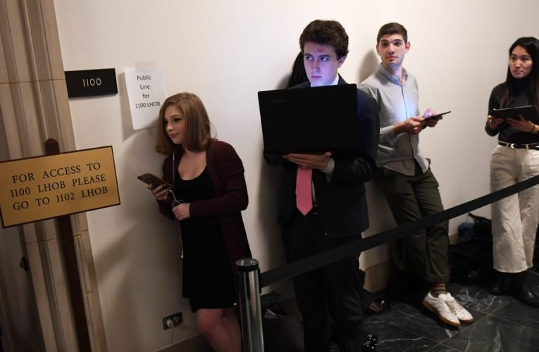 It's about time for Congress to pay its interns a fair wage — it could help introduce some much-needed diversity on the Hill
