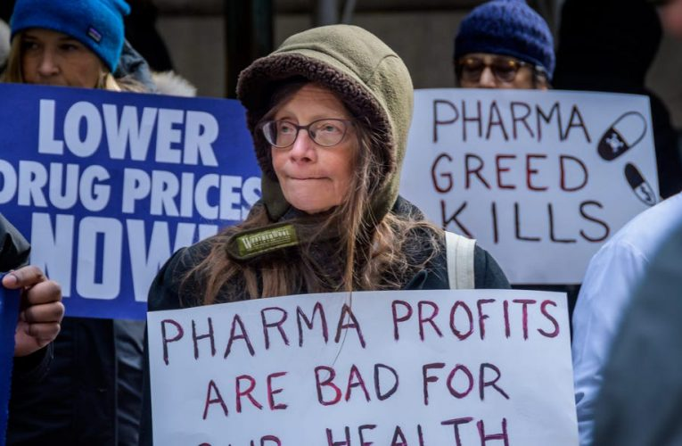 The 'COVID-industrial complex' — a web of Big Pharma, Big Tech, and politicians — are profiting off the pandemic at the expense of the public