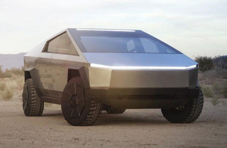 Elon Musk says Tesla Cybertruck update 'probably' coming soon