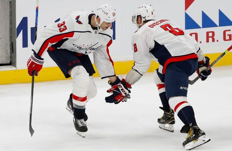 Capitals' Alex Ovechkin and Bruins' Trent Frederic grab the spotlight in Zdeno Chara's return to Boston