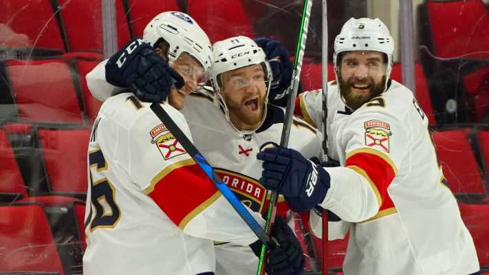 NHL winners and losers from first half of season