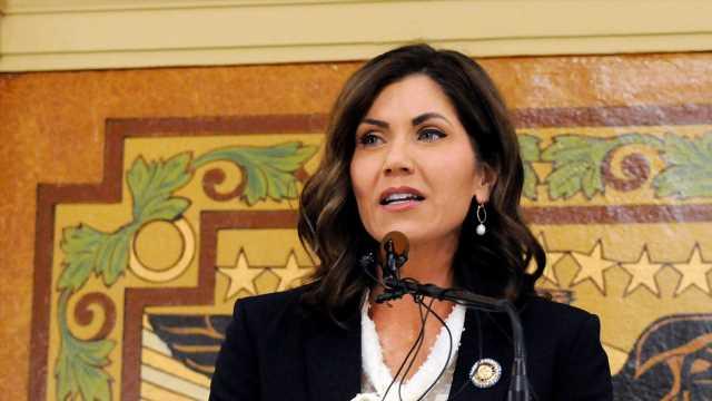 South Dakota Gov. Noem hesitates on bill to ban transgender women from female sports