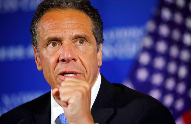New York magazine asks why Cuomo was 'celebrated for so long' after declaring him a 'trusted' voice