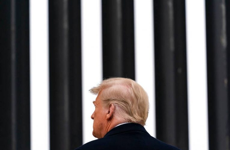 Trump says he will probably visit the southern border soon, in exclusive interview with Fox News