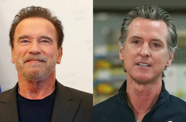 Newsom recall effort is sparked by 'ordinary people,' not Republican 'power grab': Arnold Schwarzenegger