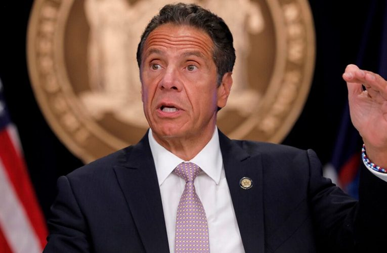 Cuomo's office investigating Cuomo over groping allegation: Report