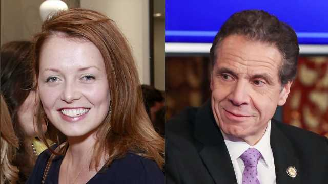Cuomo accuser Lindsey Boylan claims governor once joked he would try to 'mount' her if he were a dog