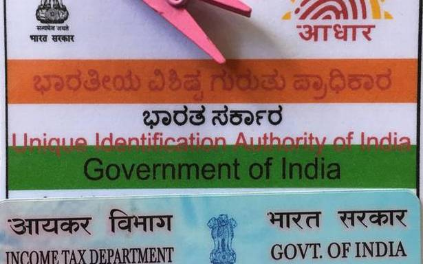 PAN-Aadhaar linking deadline extended till June, 2021: I-T department