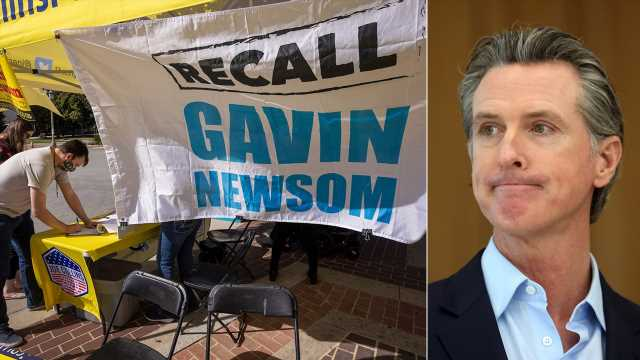 Newsom recall effort organizers say they submitted 2.1 million signatures by deadline