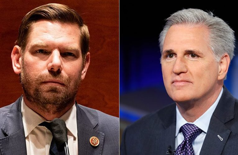 House Minority Leader McCarthy to call for Rep. Swalwell's removal from intelligence committee