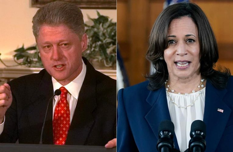Kamala Harris to hold discussion with Bill Clinton on 'empowering women and girls,' igniting criticism