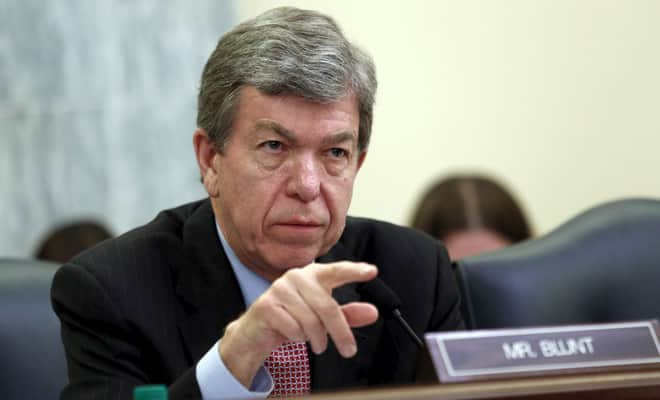 GOP's Roy Blunt blasts Democrats' 'false narrative' on voter suppression