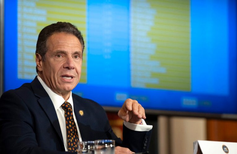 Cuomo staff accused of 'incessant bullying,' 'constant threats,' local TV reporter claims