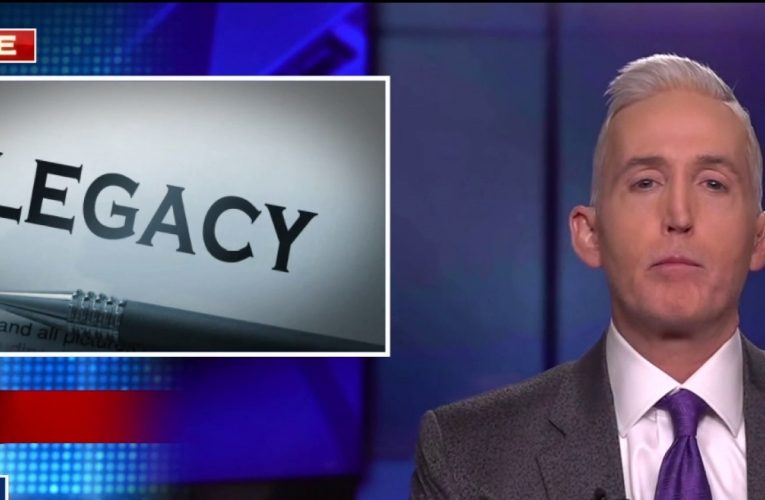 Trey Gowdy asks: What do you hope people say about you at your funeral?
