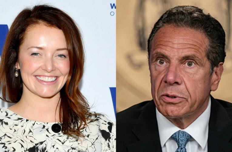 Cuomo accuser Lindsey Boylan slams Biden, Harris over silence on sexual harassment scandal