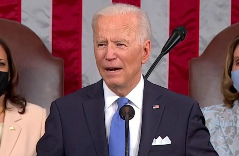 Biden says, 'I don't think the American people are racist,' despite finding 'systemic racism'