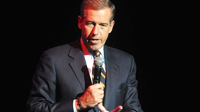 MSNBC's Brian Williams decries Biden being 'robbed' of 'majesty and pomp' ahead of scaled-down address