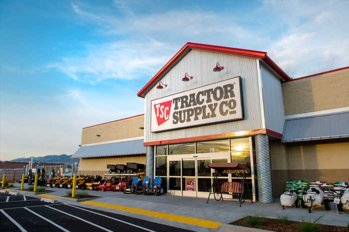 Millennials are leading a rural revitalization, Tractor Supply CEO says