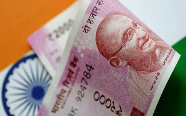 Rupee surges 22 paise to ₹74.44 against the U.S. dollar in early trade