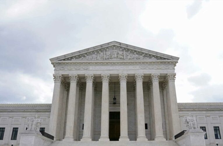 Supreme court dodges dispute between Texas, California over religious freedom, gay rights