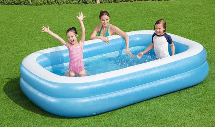 The bestselling paddling pools for toddlers, kids, and adults