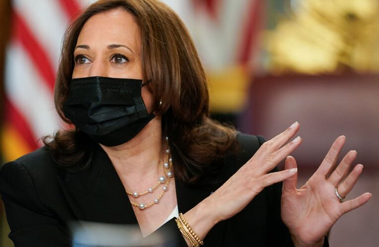 VP Harris on southern border assignment: 'It's not going to be solved overnight'