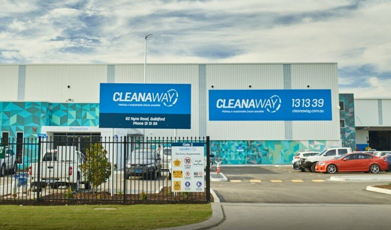 Cleanaway in a $2.5b scrap for local Suez recycling assets