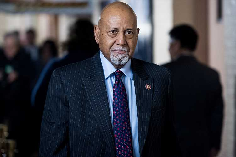 Longtime Florida Congressman Alcee Hastings Dies at 84